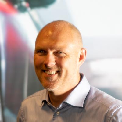 Adm. direktør Jens-Ulrik Carstensen - ProShop Europe