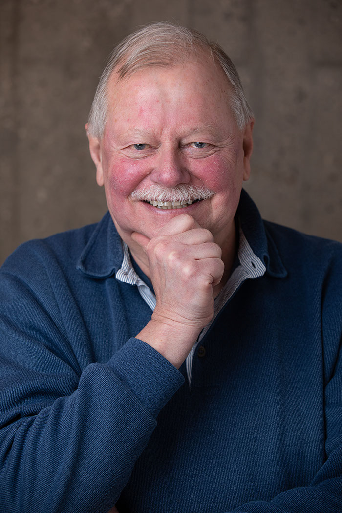 Konsulent  John Hansen - Greenwind Energy