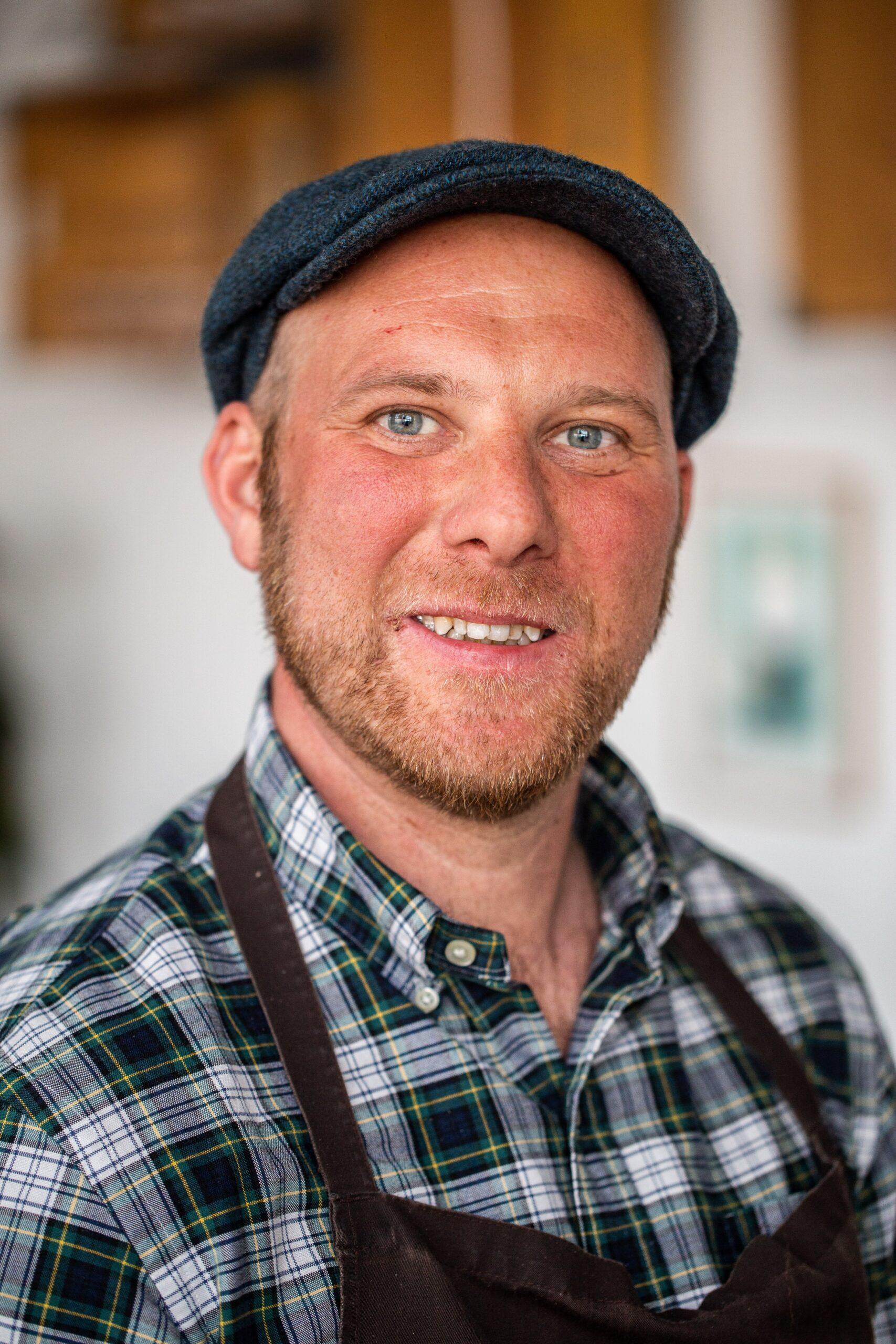 Kok og partner Yngve Fobian - Øens Spisested