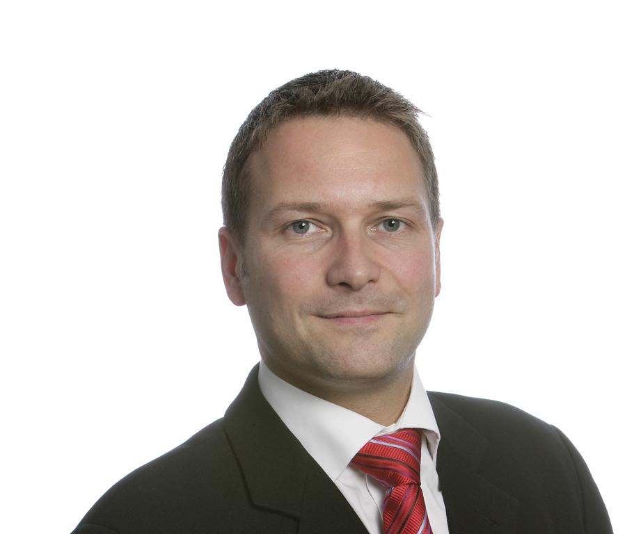 Afdelingsdirektør Jesper Holm Lind - Jyske Bank