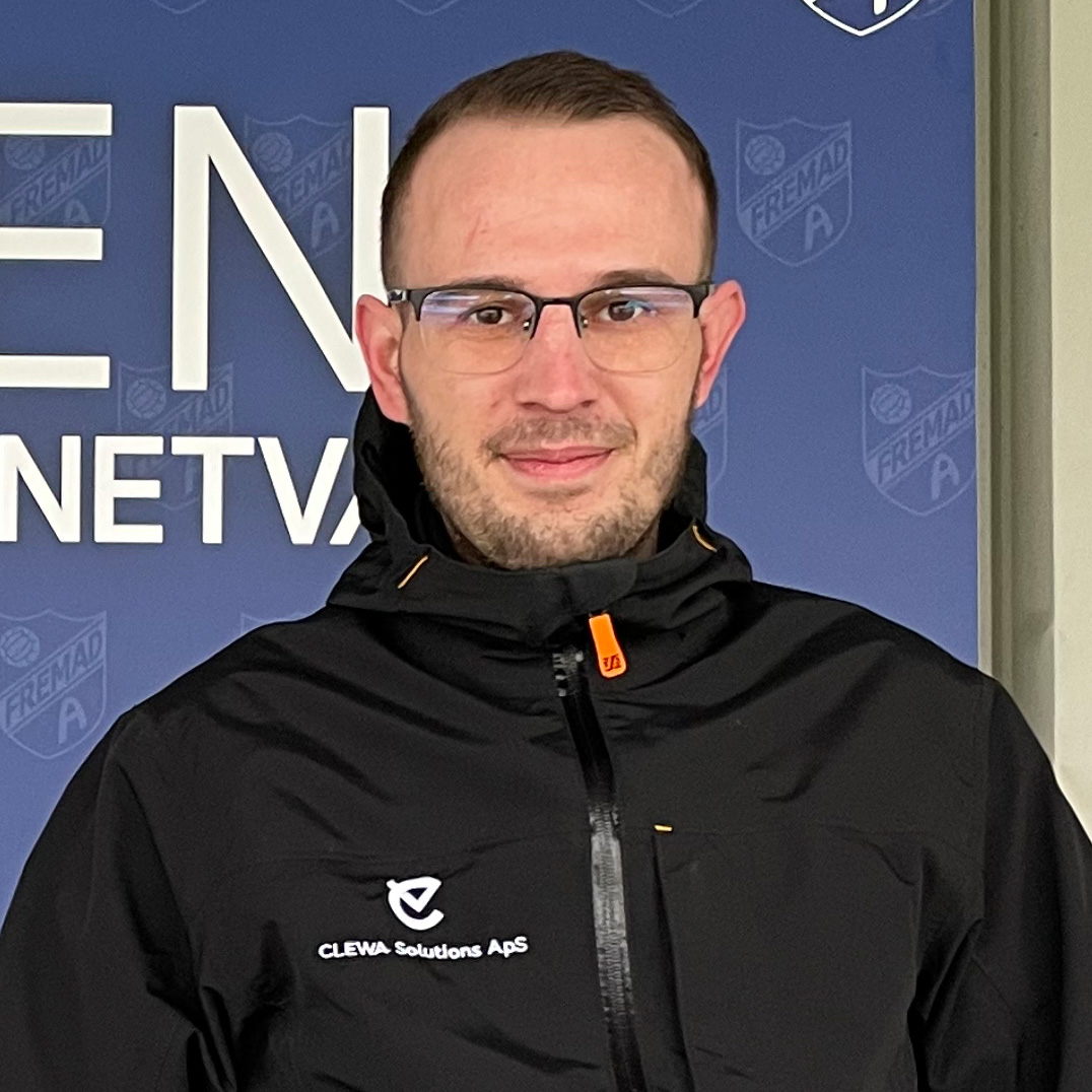Stifter og direktør Christian Nørtoft Mortensen - CLEWA Solutions ApS
