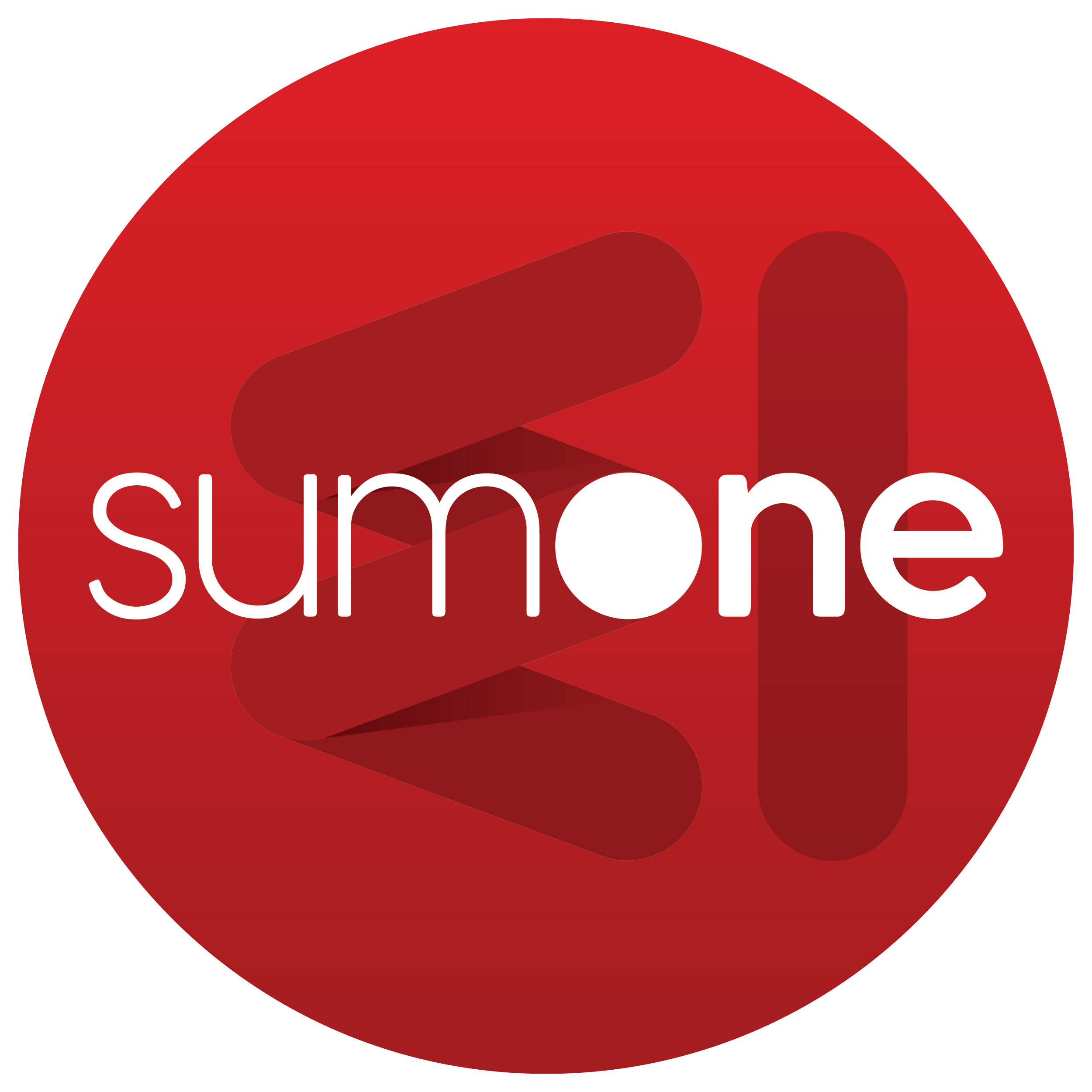 Sum One Logo 2021 RED